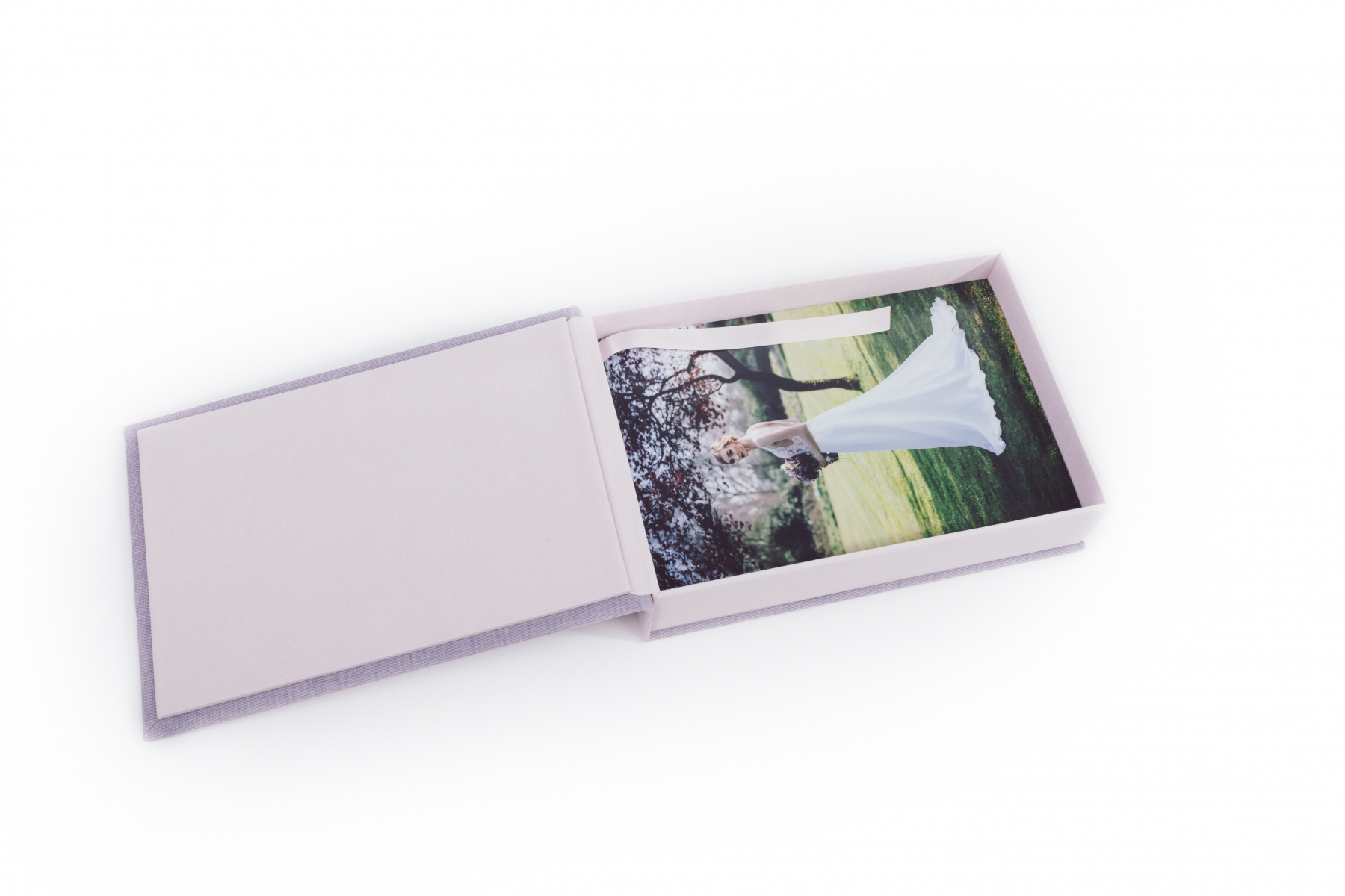 wedding photography packages box for prints
