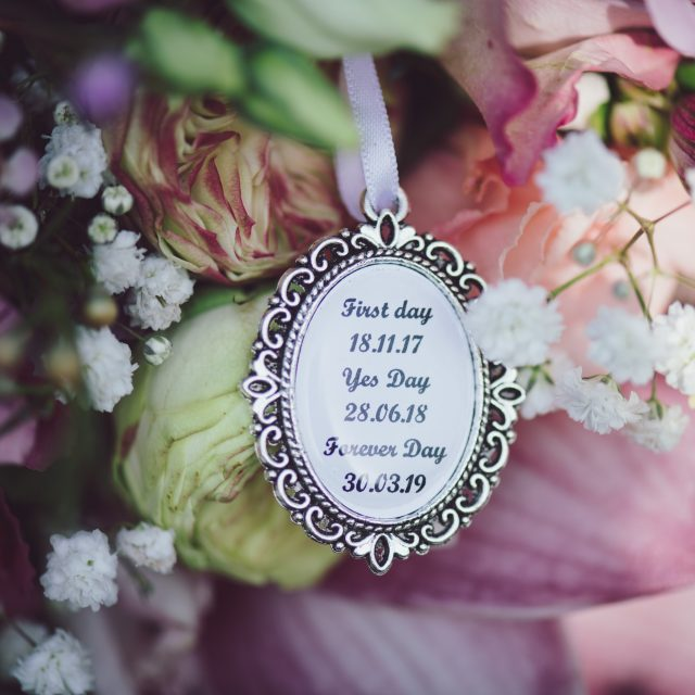 save the date photo by Worcestershire wedding photographer Renata Clarke