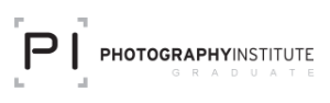 Photography Institute graduate logo